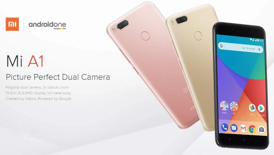 Comprar Xiaomi Mi A1 con descuento