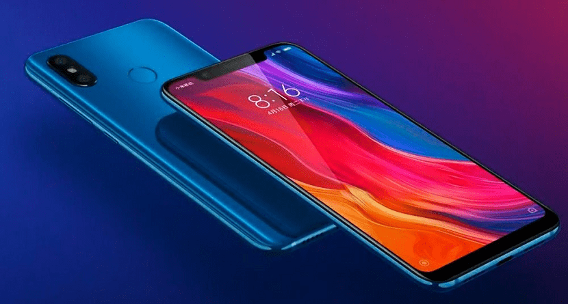 Xiaomi Mi 8 oficial
