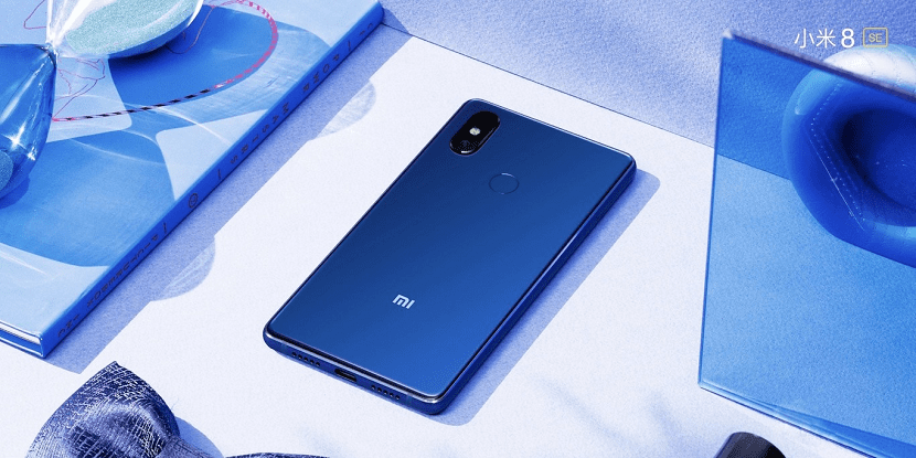 Xiaomi Mi 8 SE Oficial