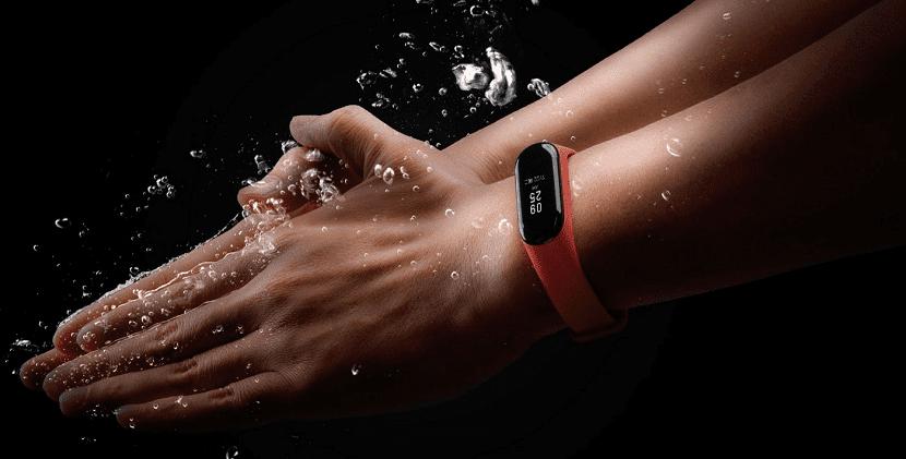 Xiaomi Mi Band 3 Agua