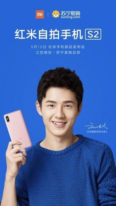 Xiaomi Redmi S2 Presentación
