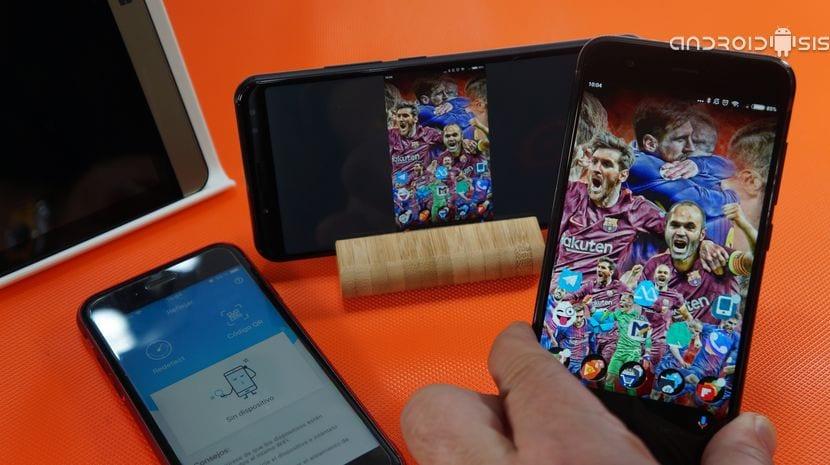 Mirroring Android: Cómo ver la pantalla de tu Android en PC, MAC, iOS u otro terminal Android