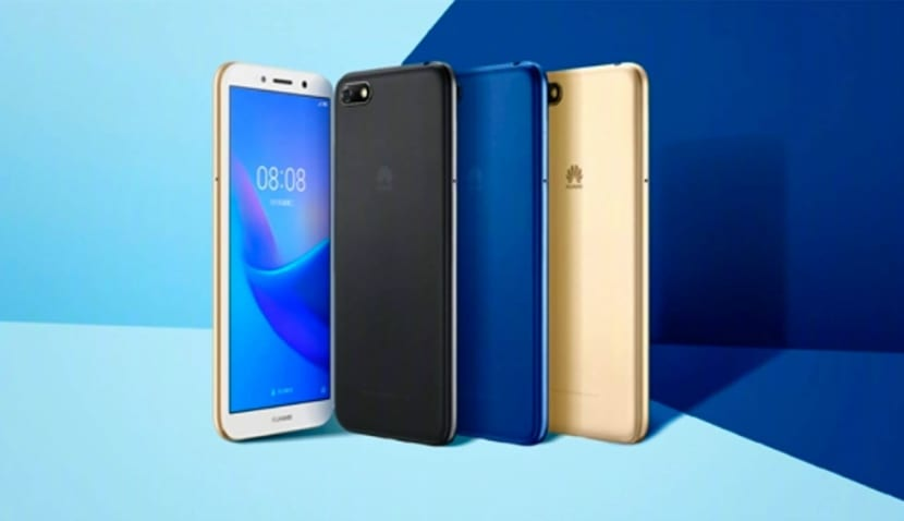 Especificaciones del Huawei™ Enjoy 8e