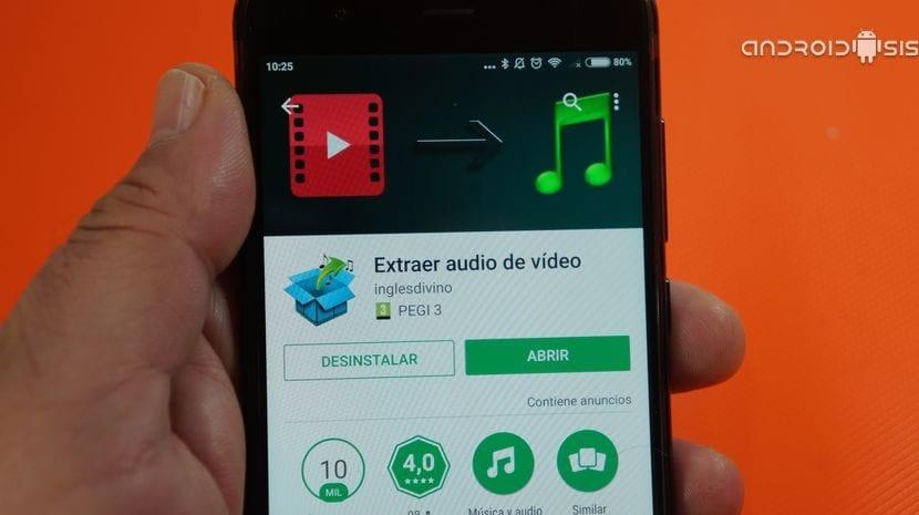 Cómo extraer audio de vídeos fácilmente