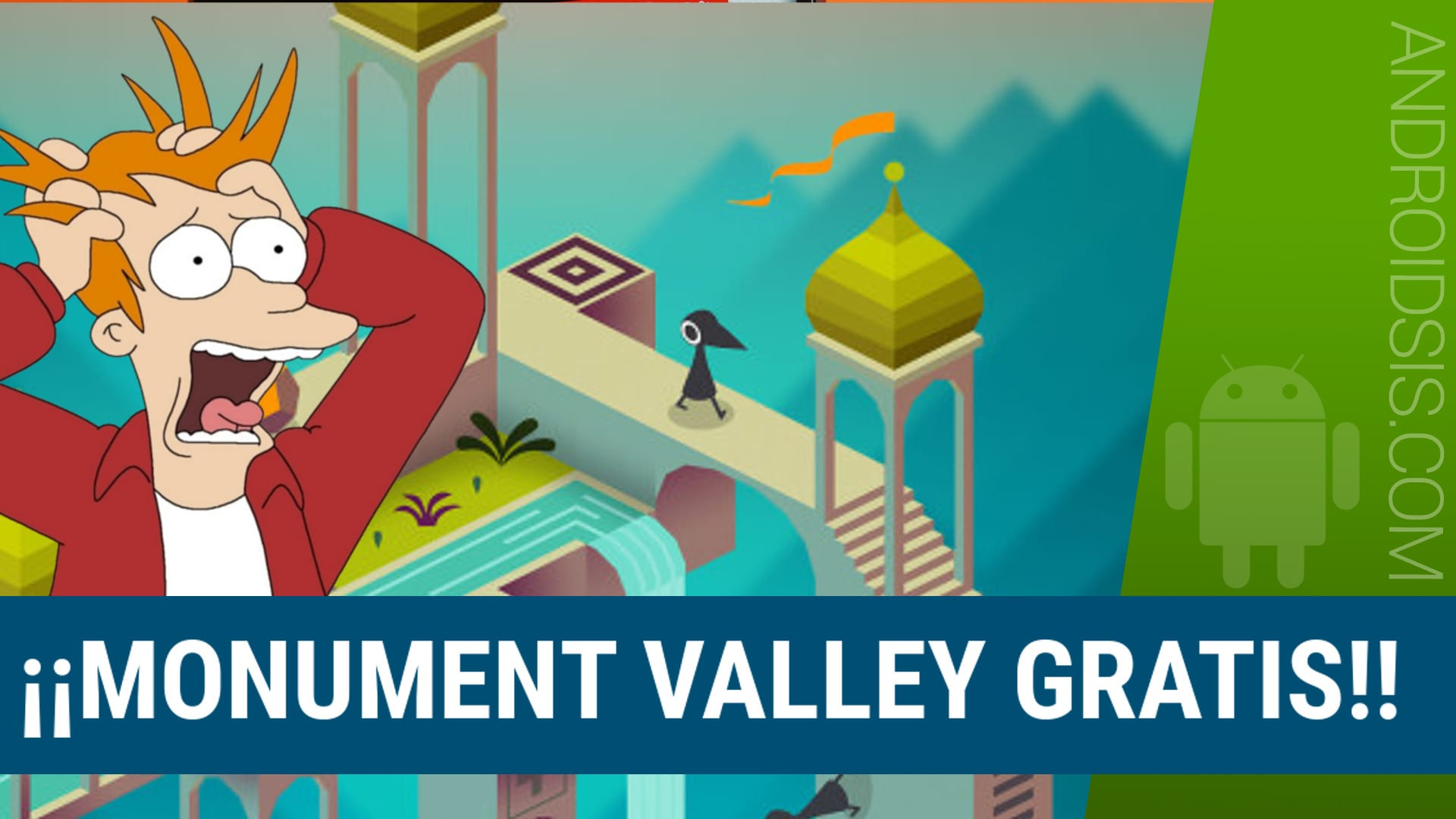 Descargar Monument Valley gratis