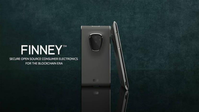 Finney, el móvil blockchain