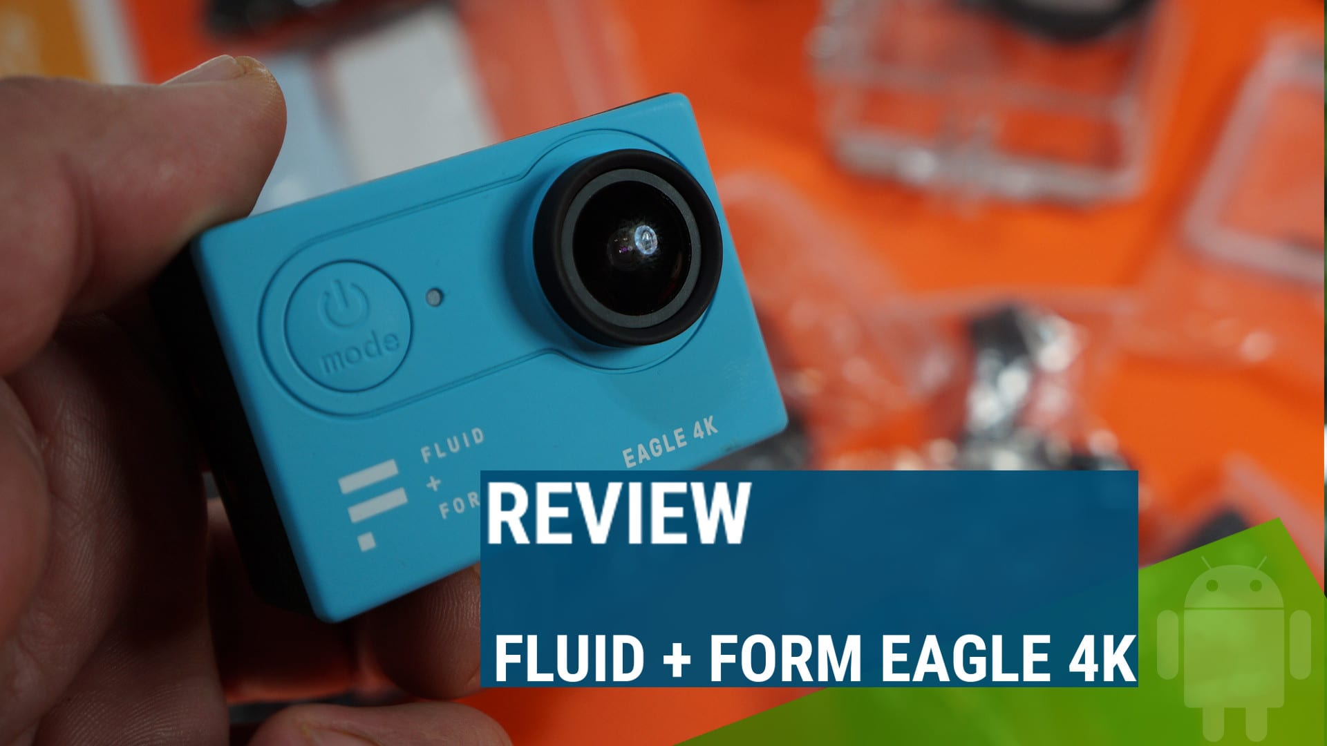 Fluid + Form Eagle 4K