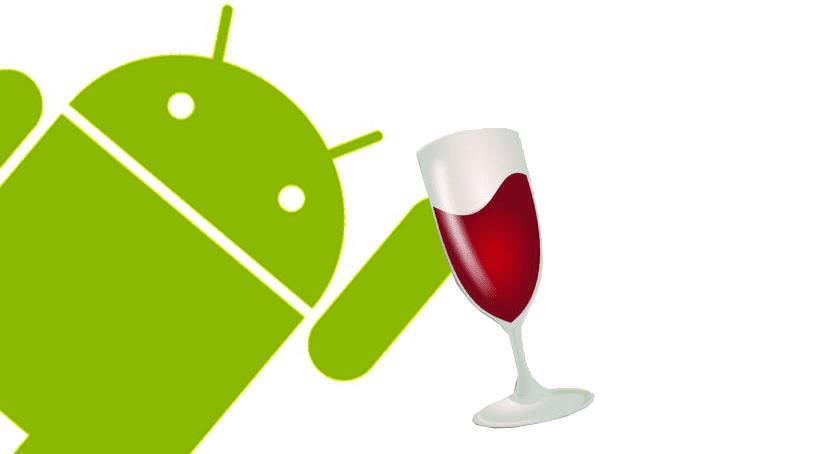 Android aplicaciones de vino