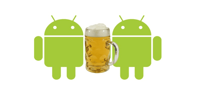 Android cerveza