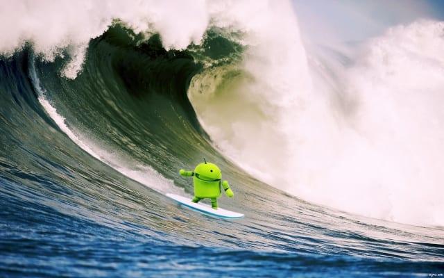 Juegos de surf para Android