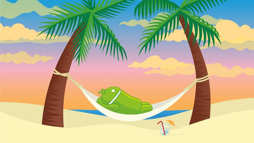 Android vacaciones verano