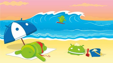 Aplicaciones Android para verano