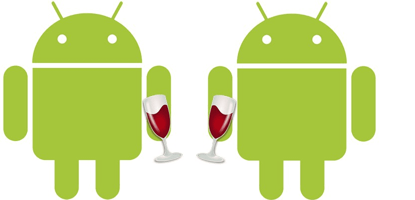 Android vino