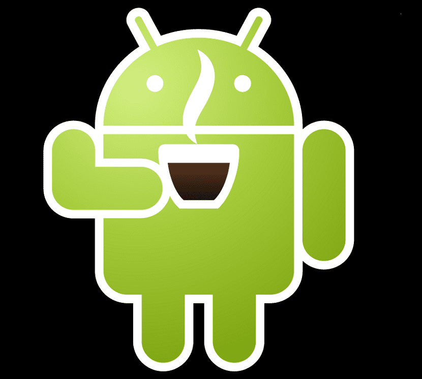 Aplicaciones Android cafe