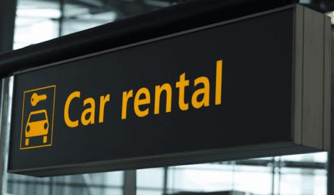 Aplicaciones alquiler coches