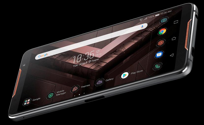 Asus ROG Phone diseño