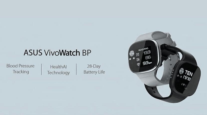 Asus VivoWatch BP: El nuevo smartwatch que mide tu presión arterial