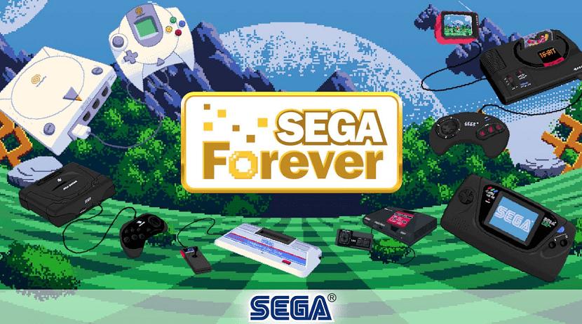 Juegos SEGA Forever Android
