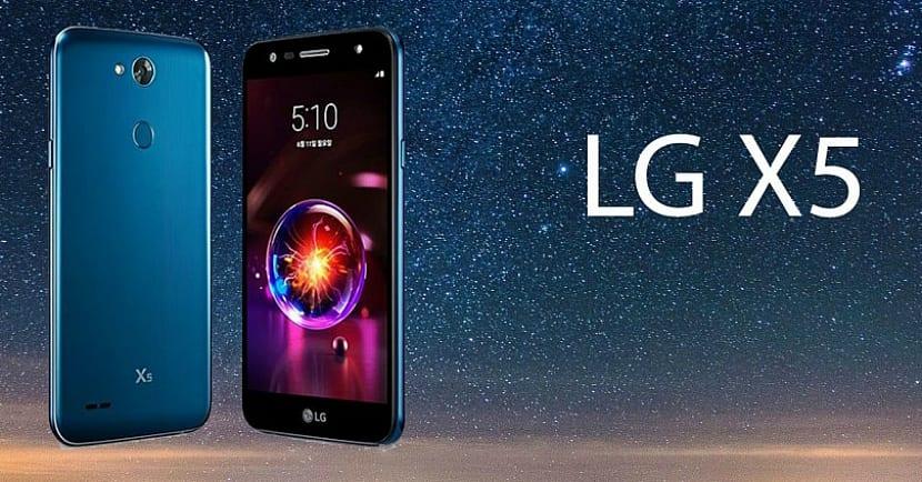 LG X5 (2018)