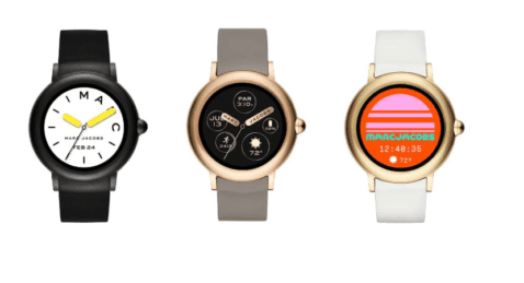 Riley Touchscreen Smartwatch