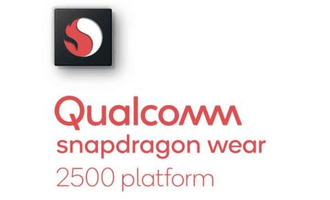 Snapdragon Wear 2500