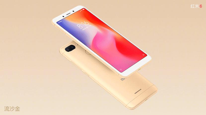 Xiaomi Redmi 6 Oficial