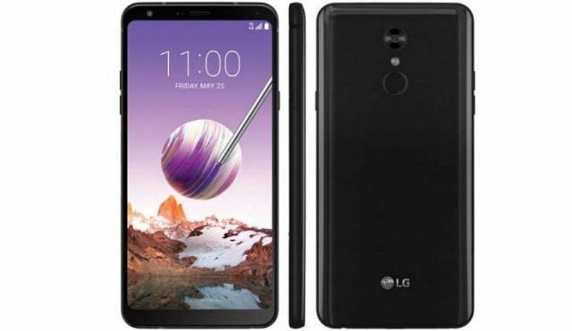 Especificaciones del LG Stylo 4