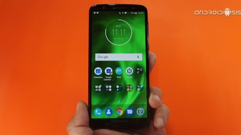 """Vídeo Review Moto G6, """"El retorno del Rey"""""""
