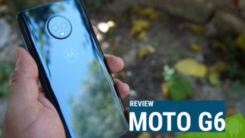 "Vídeo Review Moto G6, ""El retorno del Rey"""