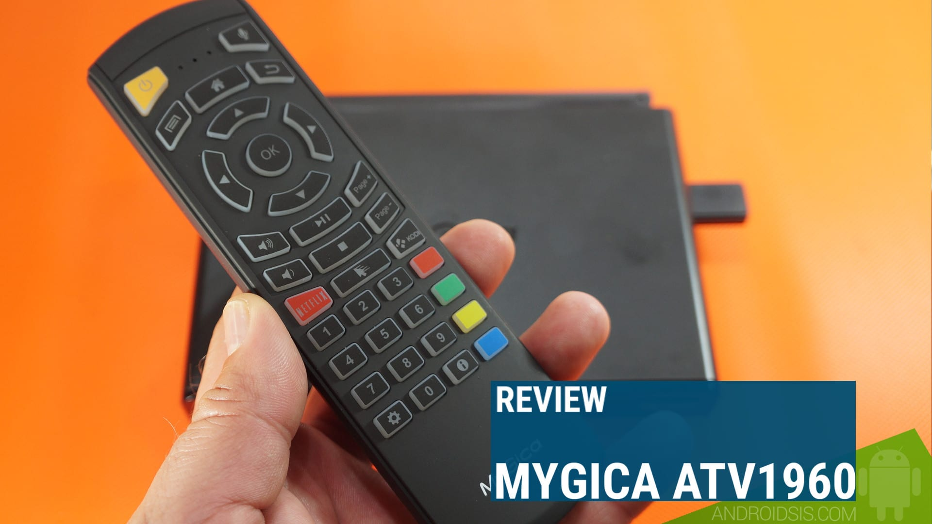 Review en Español del MyGica ATV1960