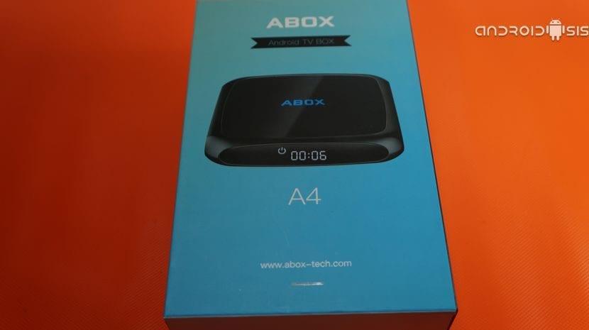 TV BOX ABOX A4