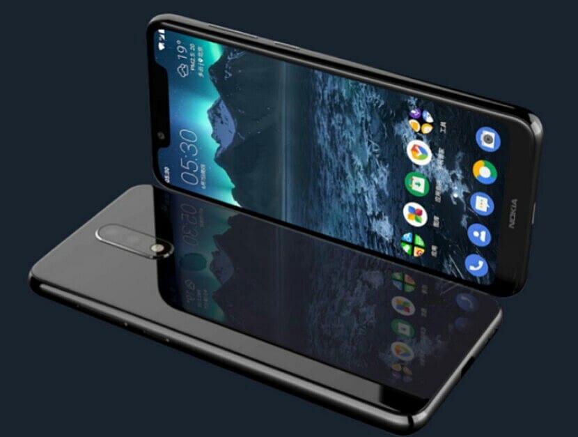 Especificaciones del Nokia X5