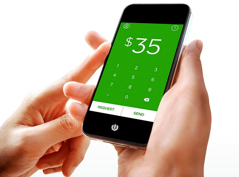Aplicaciones Android enviar dinero