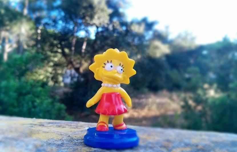 Bluboo S3 foto retrato
