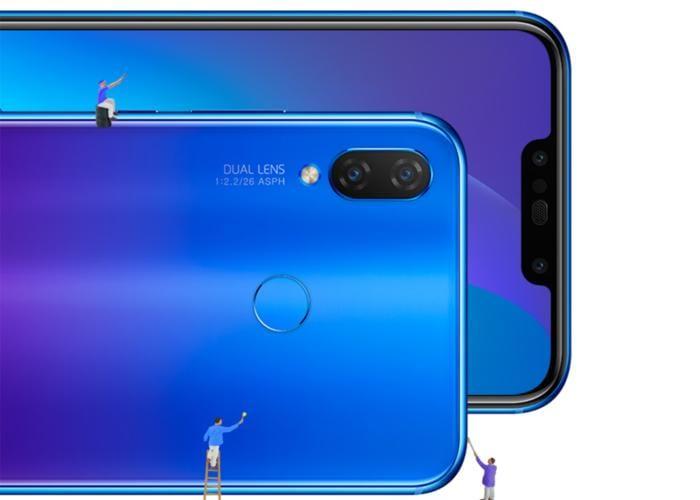 Especificaciones del Huawei Nova 3i