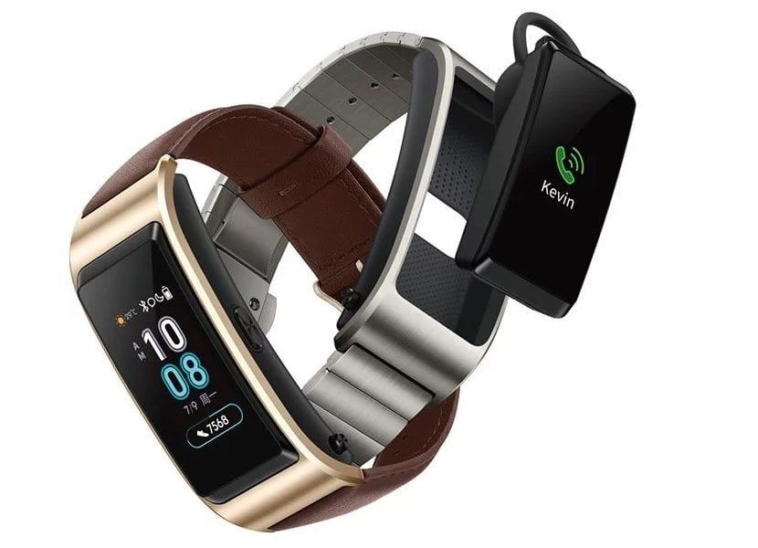 Huawei TalkBand B5 Render