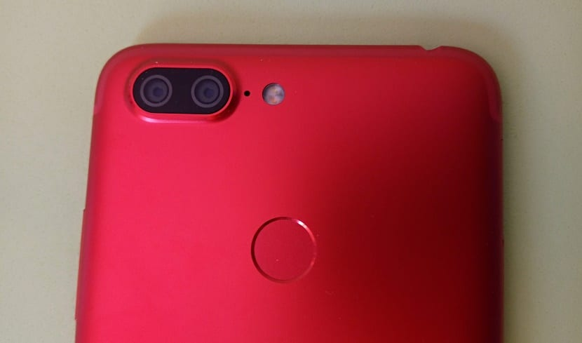 Lenovo S5 cámara de fotos
