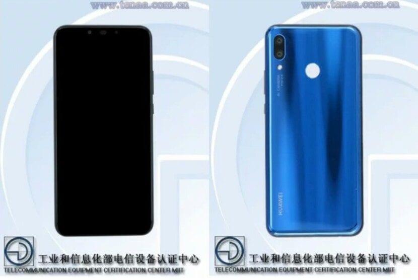Huawei Nova 3 en TENAA