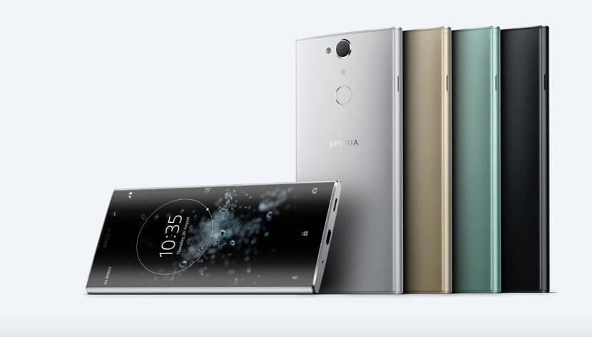 Sony Xperia™ XA2 Plus