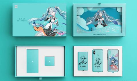 Xiaomi Mi 6XHatsune Miku Special Edition