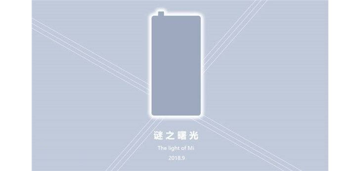 Xiaomi Mi MIX 3 camara