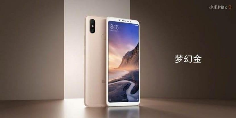 Xiaomi Mi Max 3 oficial
