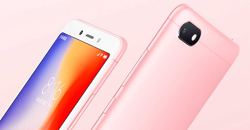 Xiaomi Redmi 6A: Nueva Versión Lanzada En China