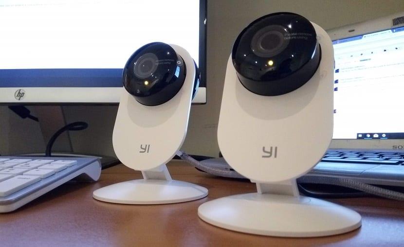 YI Home Camera 2 en 1