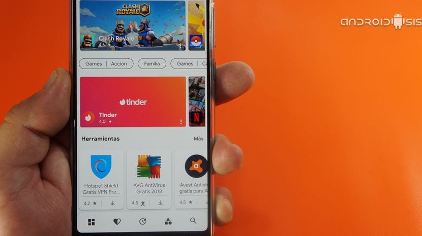 Una alternativa de calidad al Play Store de Google