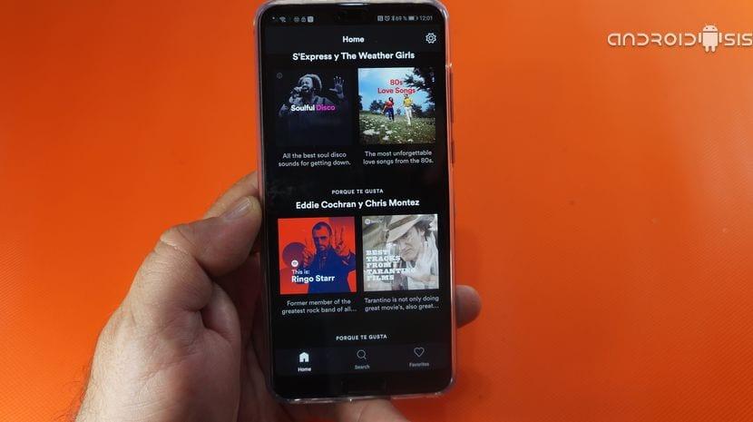 Cómo instalar Spotify Lite oficial antes de su llegada al Google Play
