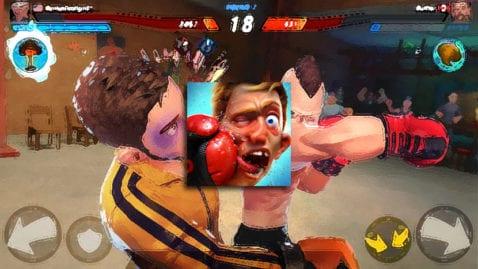 Boxing Star Gancho