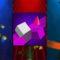 Otro entretenido casual de Ketchapp: Cubriko y sus gráficos vectoriales