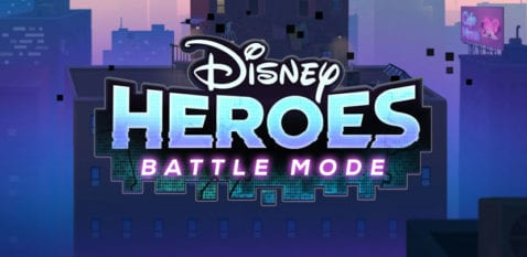 Disney Heroes Battle Mode