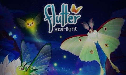 Flutter Starlighjt